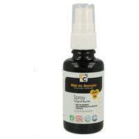 Spray de garganta y boca miel de Manuka iaa10 +
