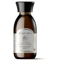 Zapobiegawczy olejek do ciała przeciw rozstępom