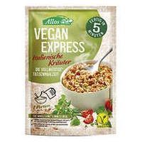Vegan Express con Hierbas Italianas Bio