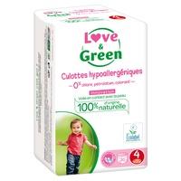 Love & Green Culottes Hypoallergà © niques T4 x20