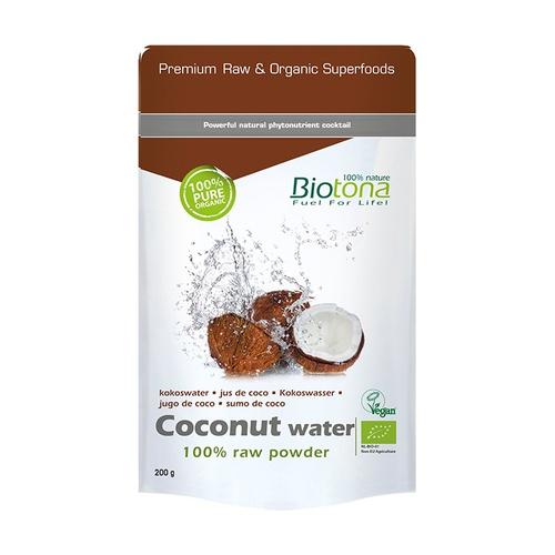 Coconut Water Coco Bio 200 gr de Biotona