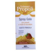 Baby Propolis - Throat Spray - o smaku truskawkowym
