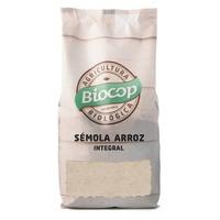 Organic Brown Rice Semolina