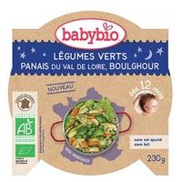 Good Night Organic Green Parsnip Boulghour Organic (from 12 months)