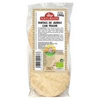 Tortitas De Arróz Con Yogurt Bio