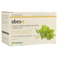 Infusión Herboplant Obes L
