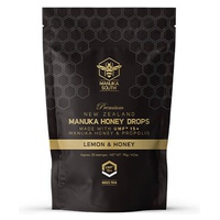 Manuka Honey MGO 514+ Propolis and Lemon Candies