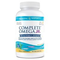 Ukończ Omega Junior, 283 mg cytryny