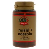 Reishi (micelio) y Acerola