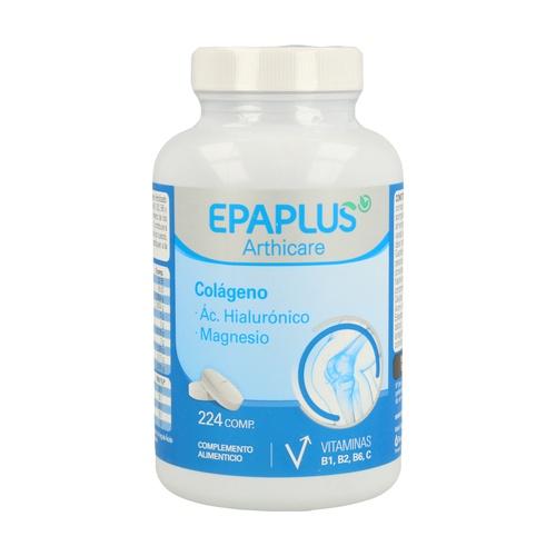 Epaplus Arthicare Colágeno, Ácido Hialurónico y Magnesio