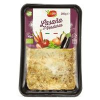 Lasaña de verduras vegan & gluten free