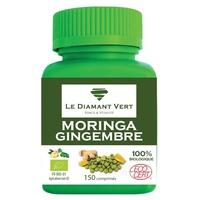 Moringa & gingembre bio