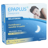 Melatonina 1,98 mg con Triptófano