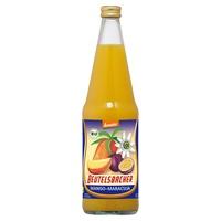 Zumo de Mango y Maracuyá