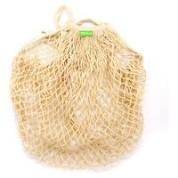 Siatkowa torba z długim uchwytem