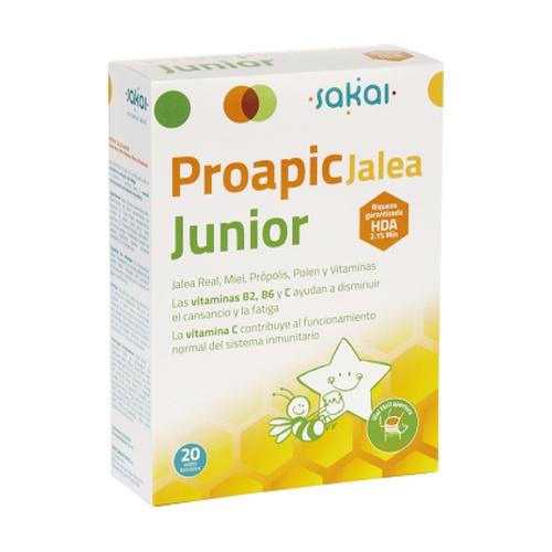 Proapic Jalea Real Infantil-Junior