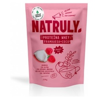 Whey Coconut and Raspberry Protein Bio
