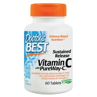 Sustained Release Vitamin C with PureWay-C