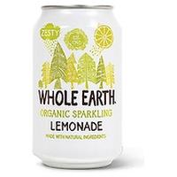 Refresco de limón sin azúcar bio