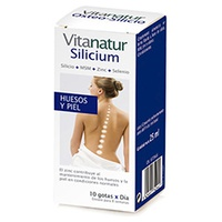 Vitanatur Silicium - Huesos y piel