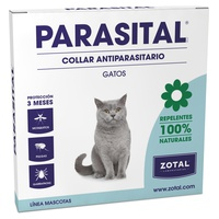 Collier antiparasitaire pour chats parasitaires