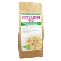 Organic blond psyllium