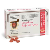 Activecomplex Levadura Roja de Arroz  60 comprimidos de Pharma Nord
