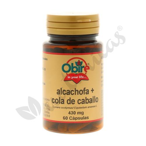 Alcachofa y Cola de Caballo