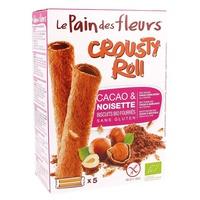Crousty Roll de Cacau e Avelã