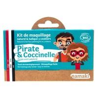 Kit Maquillaje Infantil Pirata y Mariquita Bio