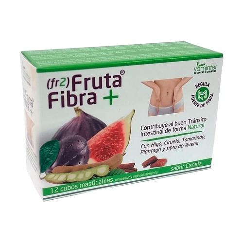 Fruta + Fibra Regulador Intestinal (Cubitos Masticables)