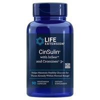 CinSulin avec InSea2 et Crominex 3+