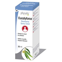 Eucalyforce spray nasal