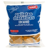 Galletas con salvado
