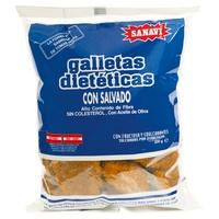 Galletas dietéticas con salvado