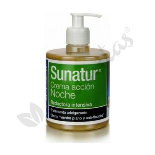 Sunatur Crema Reductora Acción Noche