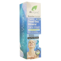 Detergente per il viso con minerali del Mar Morto