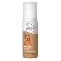 Crema Facial Solar Color Golden Spf30 Alga Maris