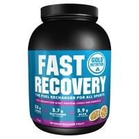 Fast Recovery (Sabor Maracuyá/ Fruta de la pasión)