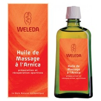 Arnica Massage Oil