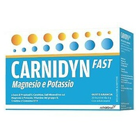 Carnidyn Fast - Magnez i Potas