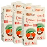 Bevanda biologica al cocco senza zucchero