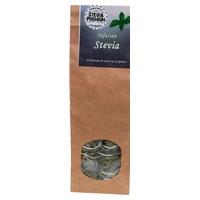 Stevia Infusiones- Pirámides de Seda