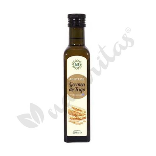 Aceite Germen Trigo 250 ml de Solnatural