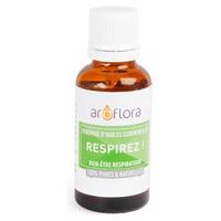 Sinergía Aceites esenciales Respiración