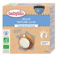 Smoothie Iogurte Natural Bio (a partir de 6 meses)