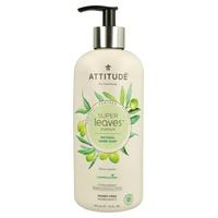 Jabón de Manos Super Leaves - hojas de olivo