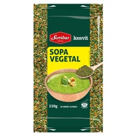 Kesvit Vegetable Semolina Soup