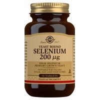 Selenium in Yeast