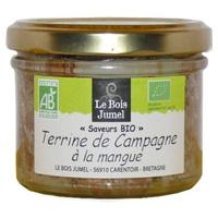 Country Mango Terrine